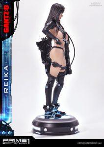 Premium Masterline GANTZ:O Reika Black Version by Prime 1 Studio 5