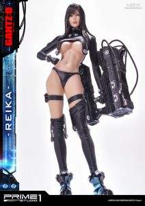 Premium Masterline GANTZ:O Reika Black Version by Prime 1 Studio 8