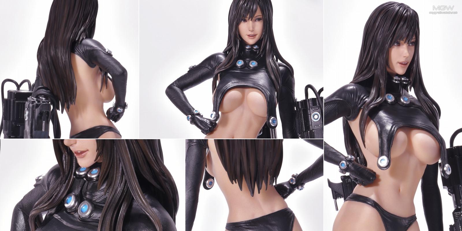 Premium Masterline GANTZ O Reika Black Version by Prime 1 Studio