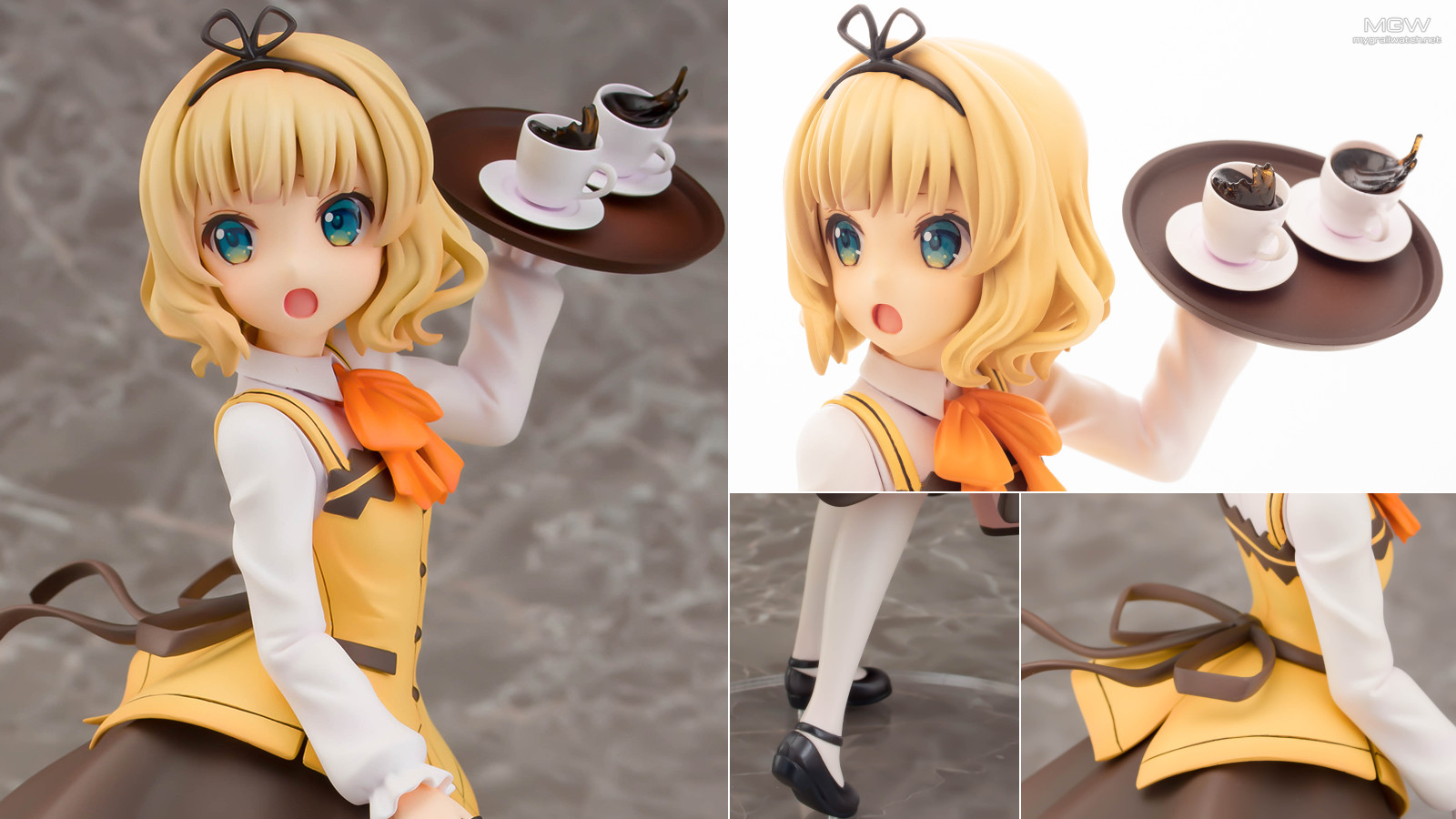 Syaro (Café Style) by PLUM from Is the Order a Rabbit?