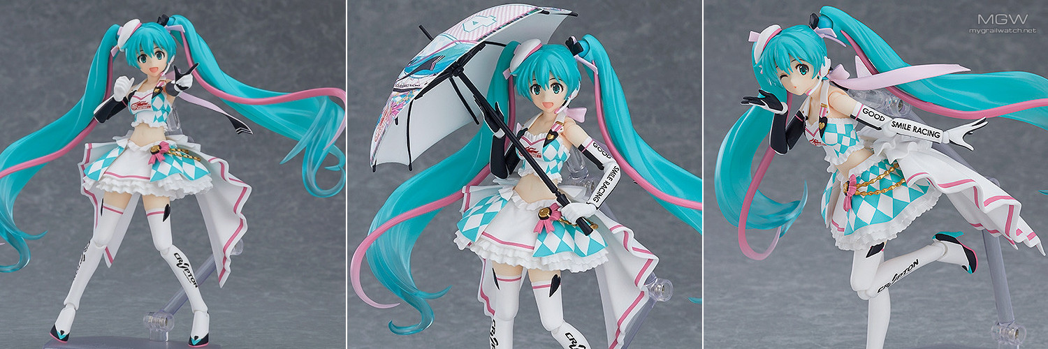 figma Racing Miku 2019 ver. by Good Smile Racing