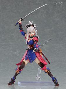figma Saber/Miyamoto Musashi by Max Factory from Fate/Grand Order 2