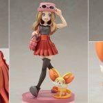 ARTFX J Serena with Fennekin by Kotobukiya from Pokémon by Kotobukiya