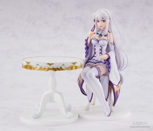 Emilia Tea Party ver. by KADOKAWA from Re:ZERO - Starting Life in Another World - 1