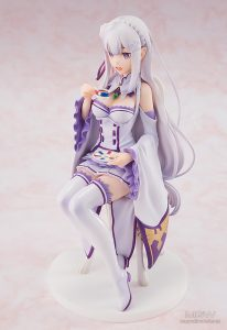 Emilia Tea Party ver. by KADOKAWA from Re:ZERO - Starting Life in Another World - 4
