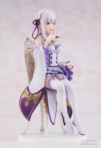 Emilia Tea Party ver. by KADOKAWA from Re:ZERO - Starting Life in Another World - 7