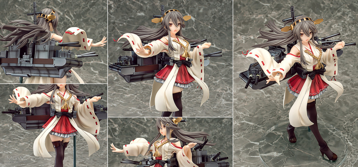 Haruna by Phat from KanColle