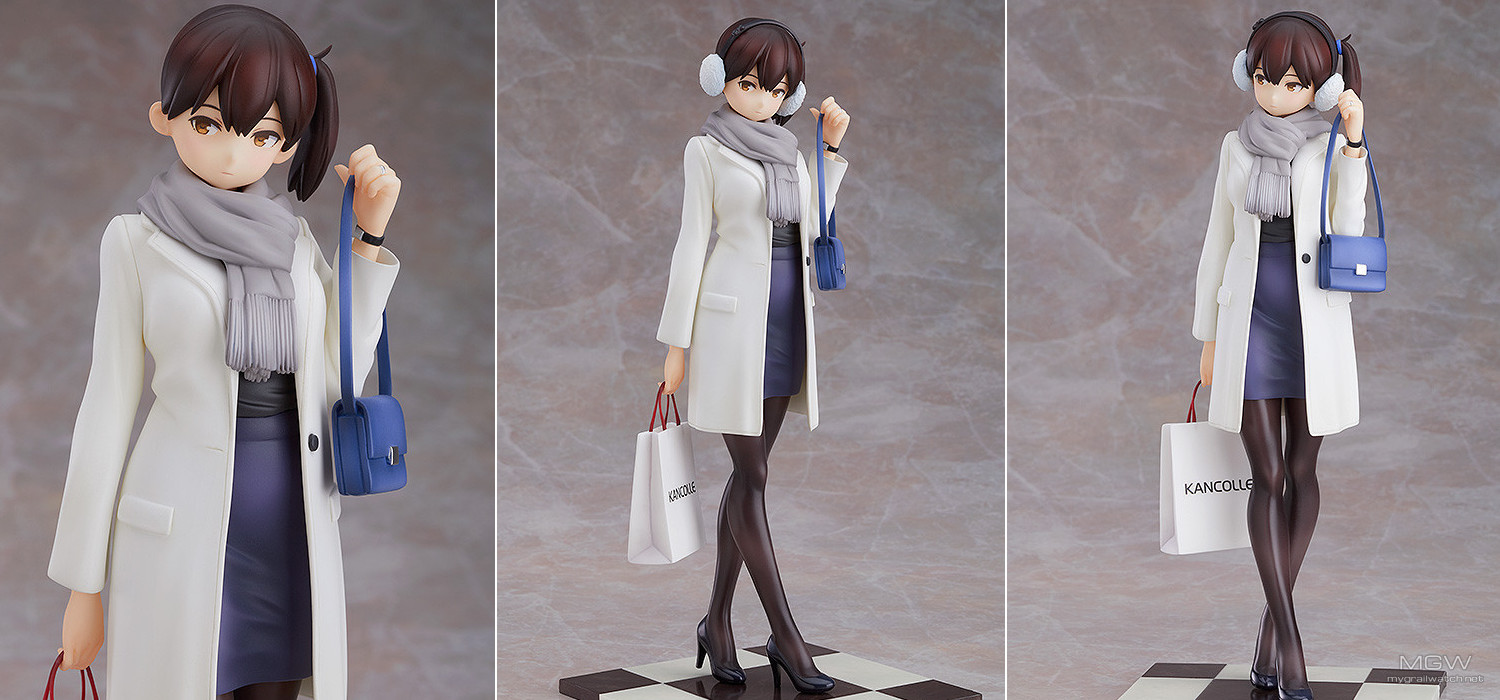 Kaga Shopping Mode by Good Smile Company from KanColle