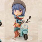Mini Figure Shima Rin by PLUM from Yuru Camp