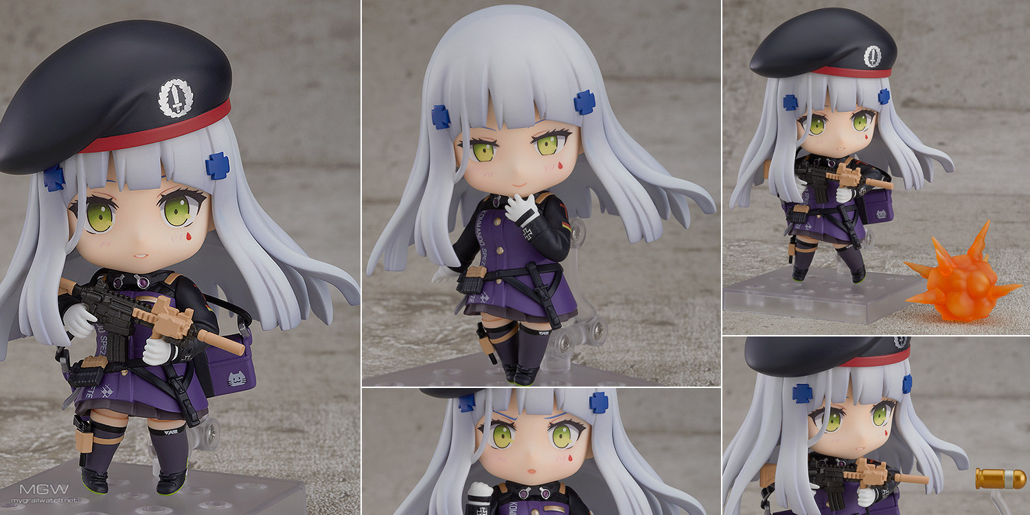 Nendoroid 416 from Girls' Frontline by Good Smile Arts Shanghai
