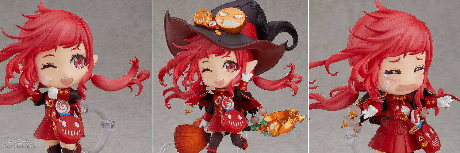 Nendoroid Geniewiz by Good Smile Arts Shanghai from Dungeon Fighter Online