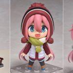 Nendoroid Nadeshiko Kagamihara by Max Factory from Yuru Camp