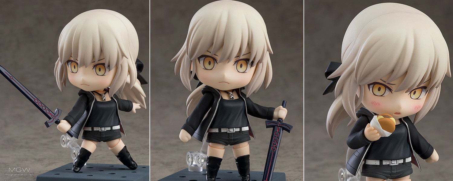 Nendoroid Saber/Altria Pendragon (Alter) Shinjuku Ver. by Good Smile Company from Fate/Grand Order