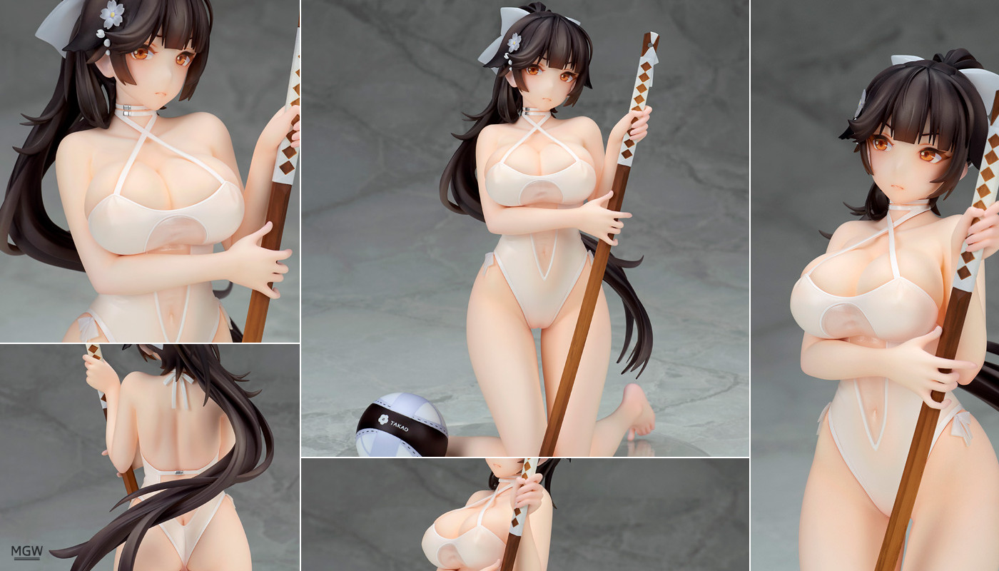 Takao Sandy Beach Rhapsody Ver. by ALTER from Azur Lane