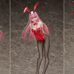 Zero Two Bunny Ver. by FREEing from DARLING in the FRANXX