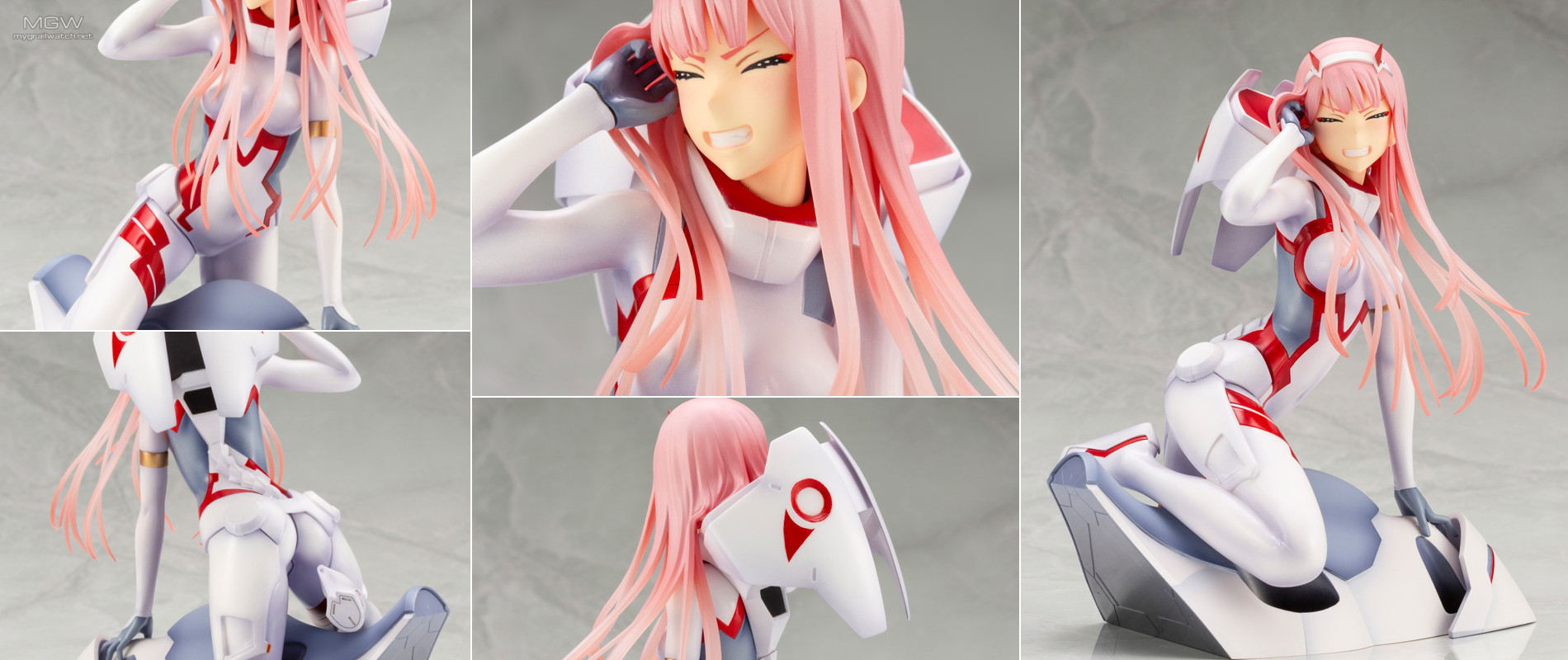 Zero Two The 13th Unit Ver. by Kotobukiya from DARLING in the FRANXX