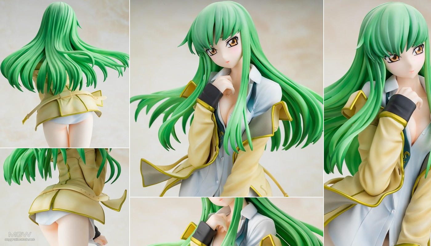 C.C. Ashford Academy Uniform Ver. by KADOKAWA from Code Geass Lelouche of the Rebellion