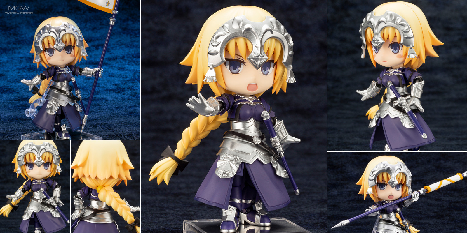 Cu poche Ruler Jeanne d Arc by Kotobukiya from Fate Grand Order