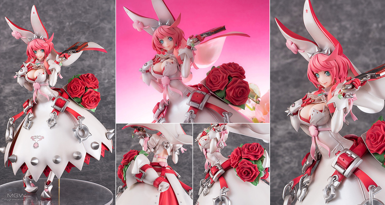 Elphelt Valentine by AQUAMARINE from GUILTY GEAR Xrd SIGN