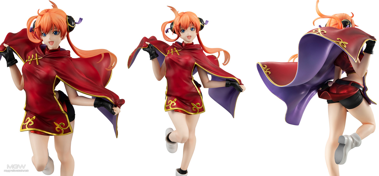 G.E.M. Series Kagura Adult ver. by MegaHouse from Gintama