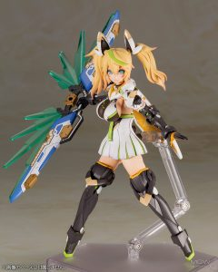 Gene Stella Innocent Ver. by Kotobukiya from Phantasy Star Online 2 es 10