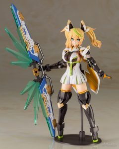 Gene Stella Innocent Ver. by Kotobukiya from Phantasy Star Online 2 es 8
