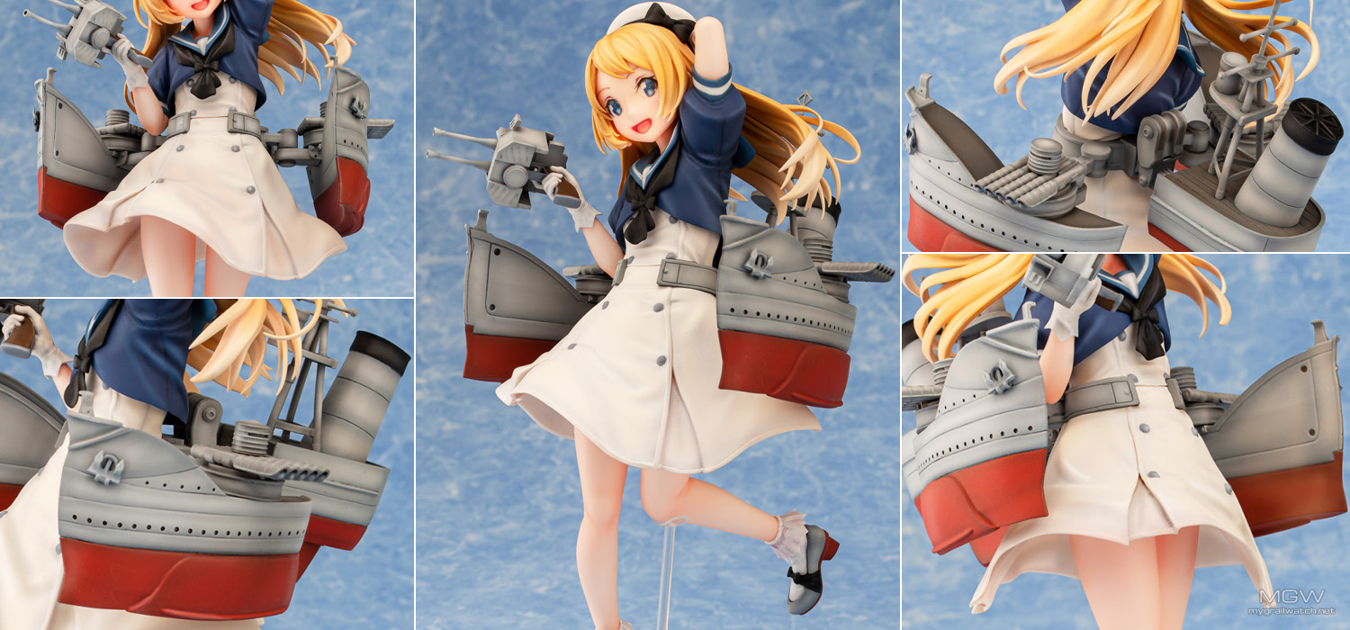 Jervis by Funny Knights from Kantai Collection KanColle