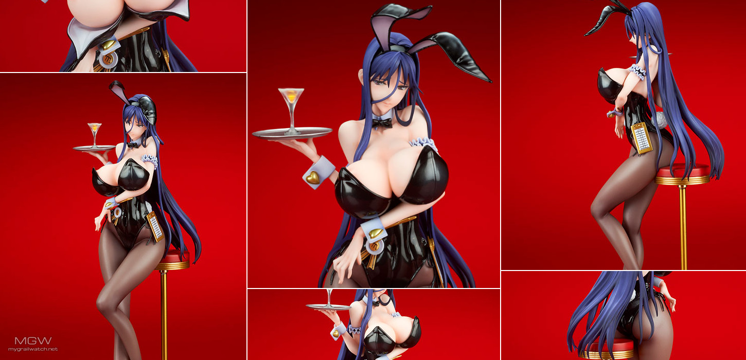 Misa nee Bunnygirl Style Elegant Black Event Limited by quesQ from Mahou Shoujo RAITA MyGrailWatch Header