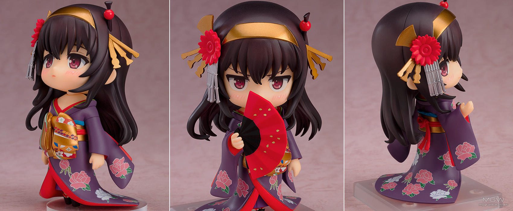 Nendoroid Utaha Kasumigaoka Kimono Ver. from Saekano Fine