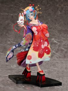 Rem - Oiran Douchuu - by FuRyu from Re:ZERO -Starting Life in Another World - 1