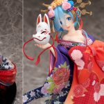 Rem - Oiran Douchuu - by FuRyu from Re:ZERO -Starting Life in Another World - MGW Header