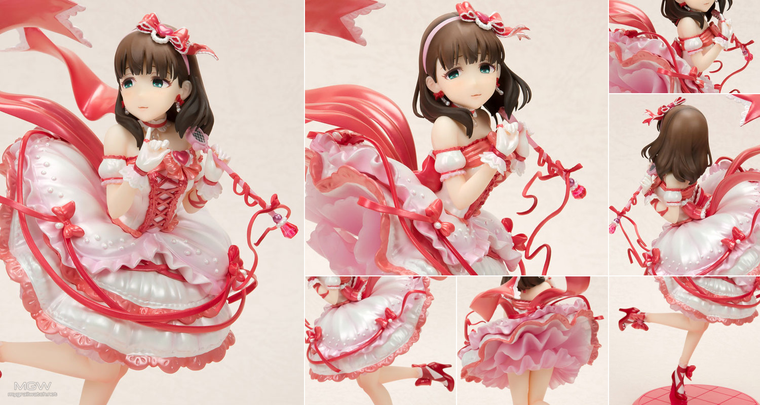 Mayu Sakuma Feel My Heart ver. Pearl Paint Edition by AmiAmi from THE iDOLM@STER CINDERELLA GIRLS