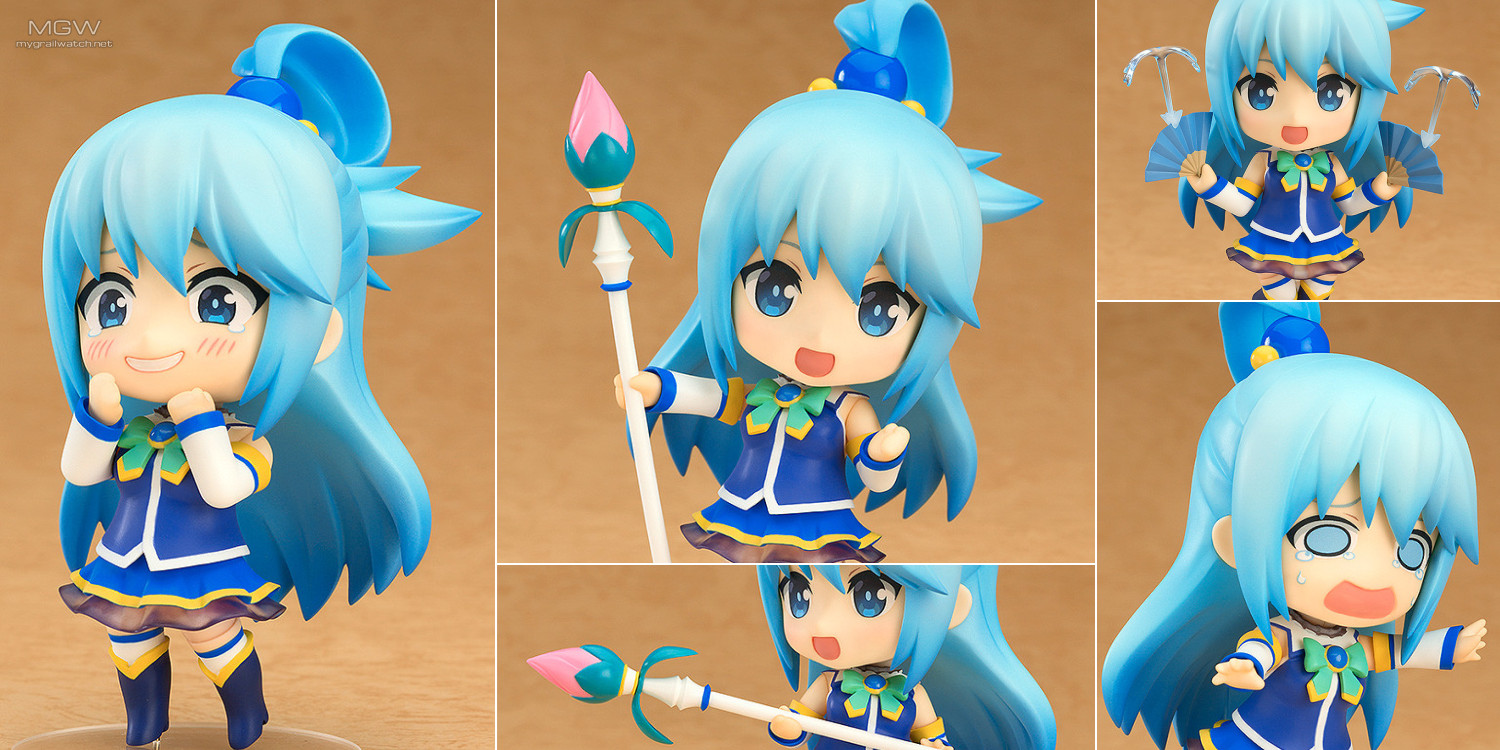 Nendoroid Aqua by Good Smile Company from KonoSuba