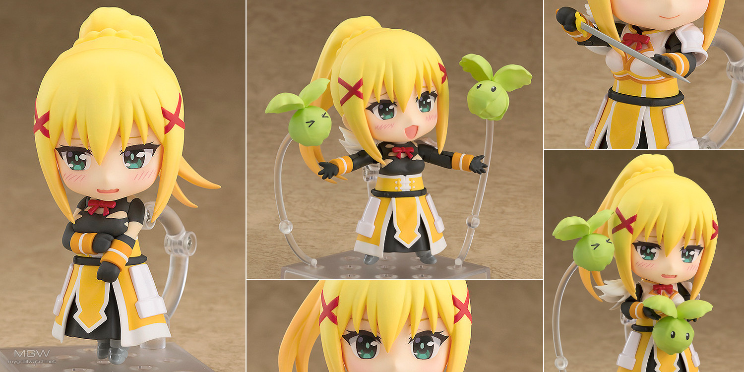 Nendoroid Darkness by Good Smile Company from KonoSuba