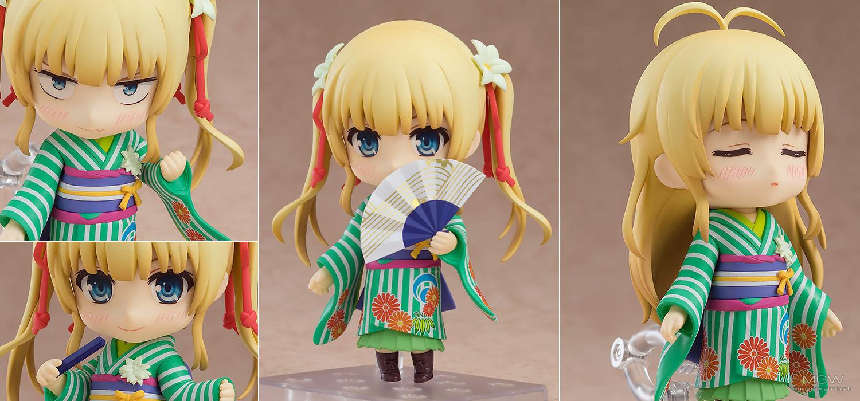 Nendoroid Eriri Spencer Sawamura Kimono Ver. by Good Smile Company from Saekano How to Raise a Boring Girlfriend Fine