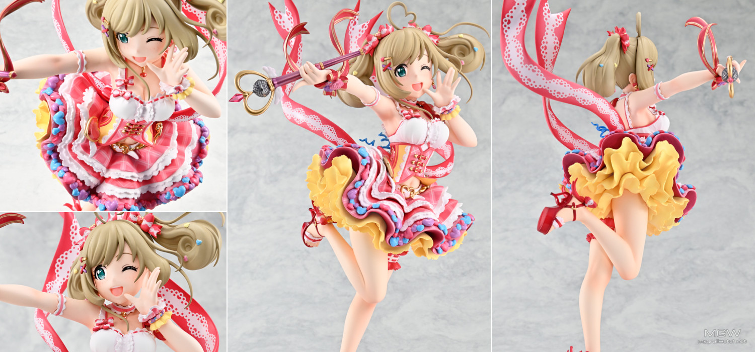 Shin Sato Heart to Heart by AmiAmi from THE iDOLM@STER CINDERELLA GIRLS