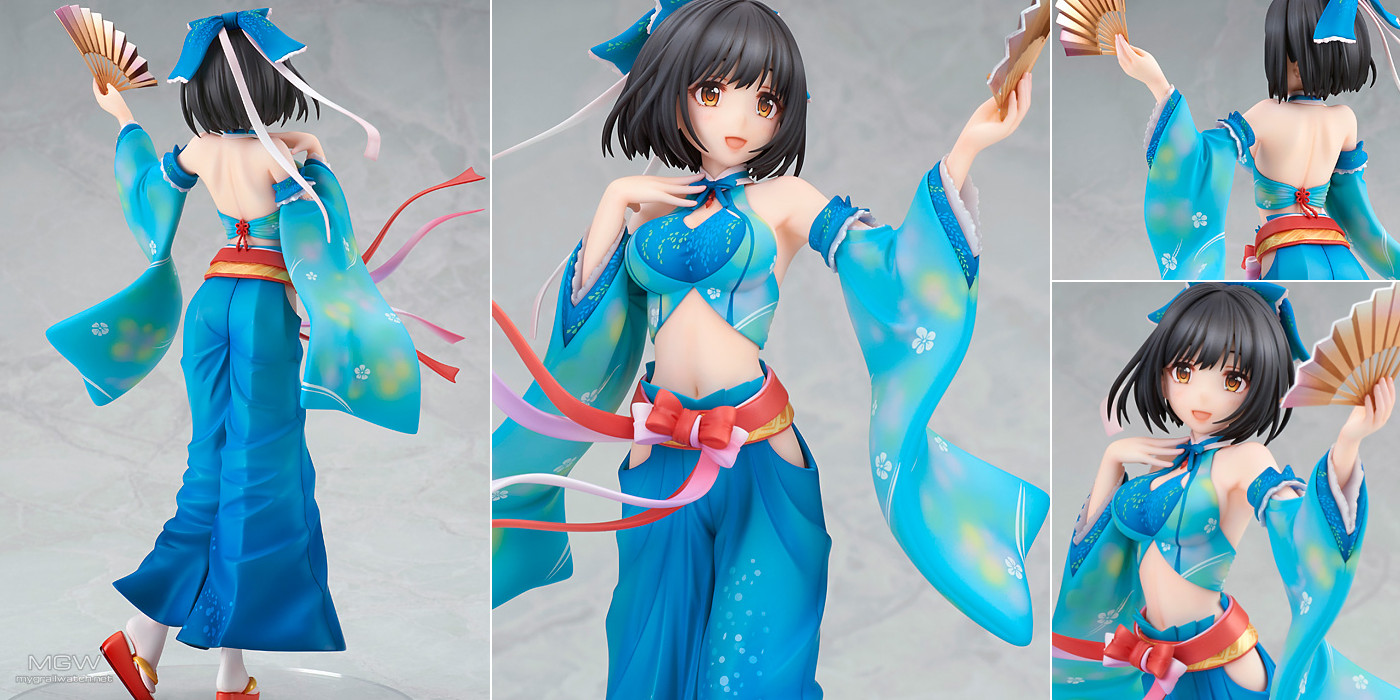 Takafuji Kako Talented Lady of Luck Ver. by ALTER from THE iDOLM@STER CINDERELLA GIRLS