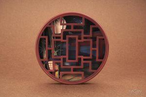 Yae Sakura Cheongsam Stigmata by APEX x miHoYo from Houkai 3rd Yae Sakura Mandarin Gown Ver. 10