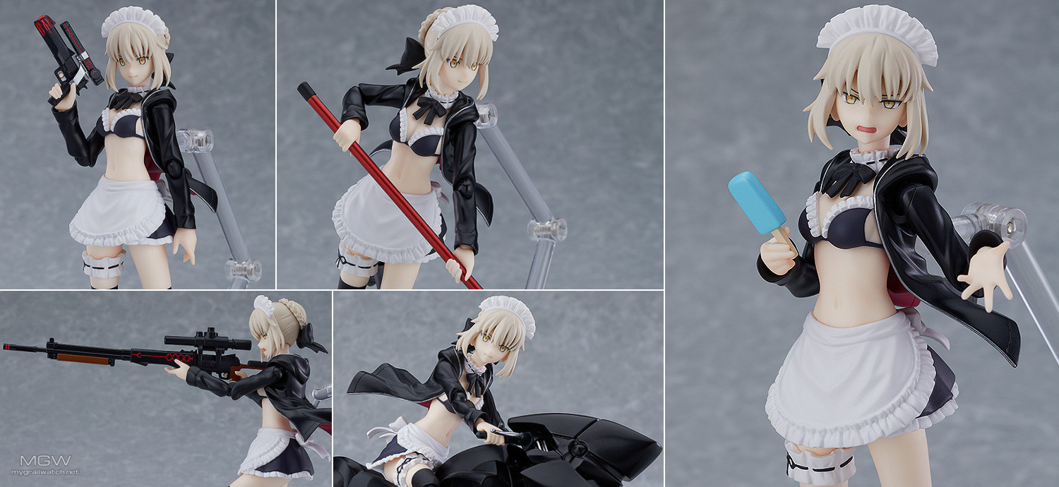 figma Rider/Altria Pendragon (Alter) by Max Factory from Fate/Grand Order