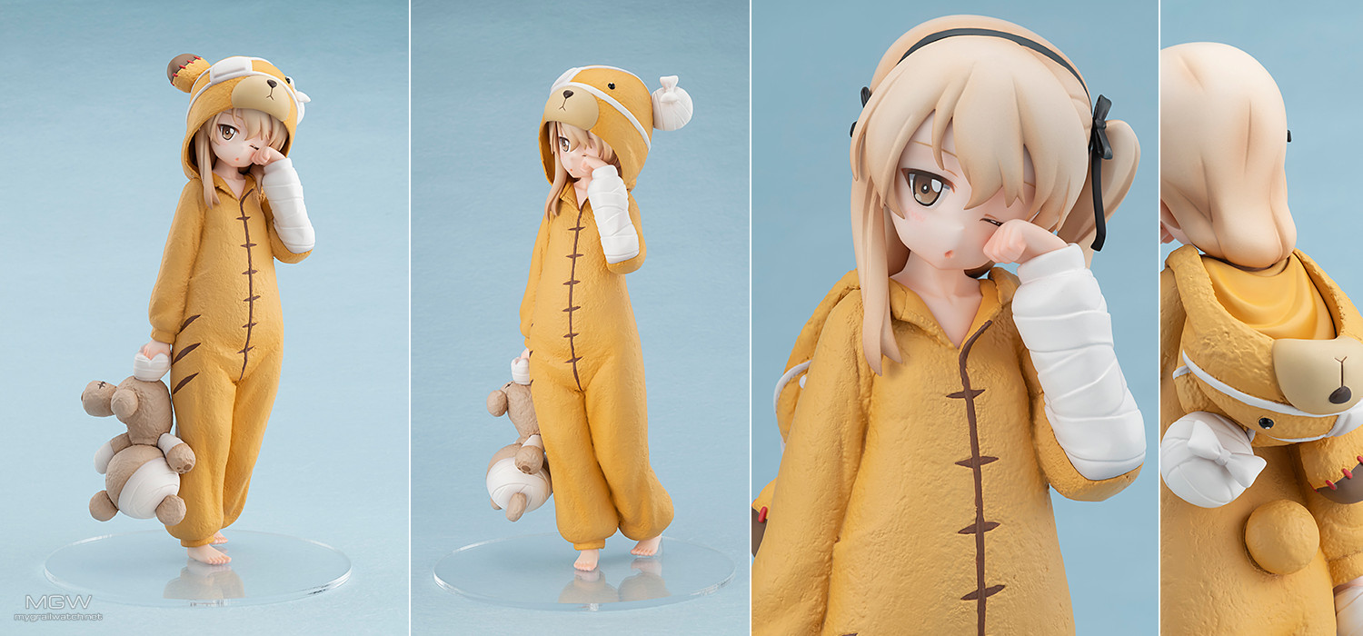 Alice Boko Pajamas Ver. by AMAKUNI from GIRLS und PANZER das FINALE