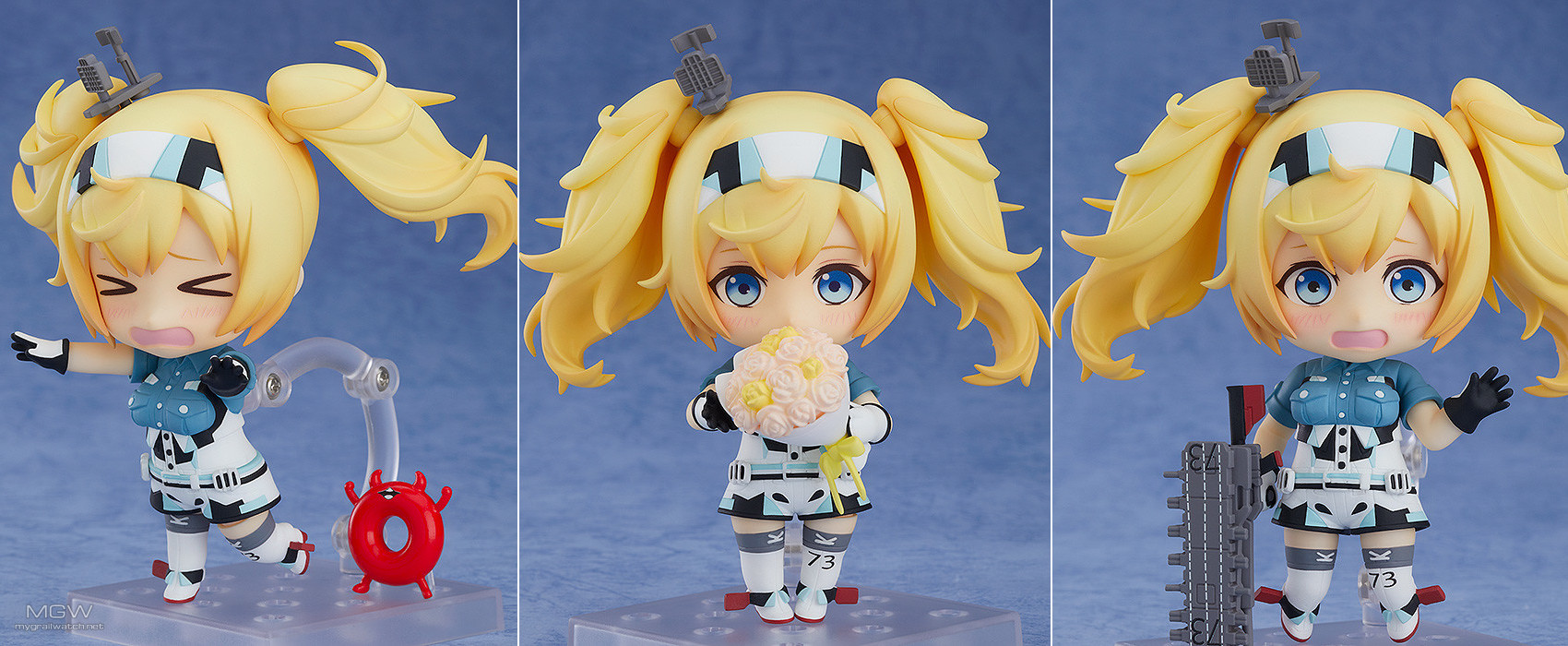 Nendoroid Gambier Bay by Good Smile Company from KanColle