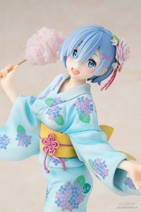 Rem Yukata Ver. Repaint by KADOKAWA from ReZero Starting Life in Another World 5