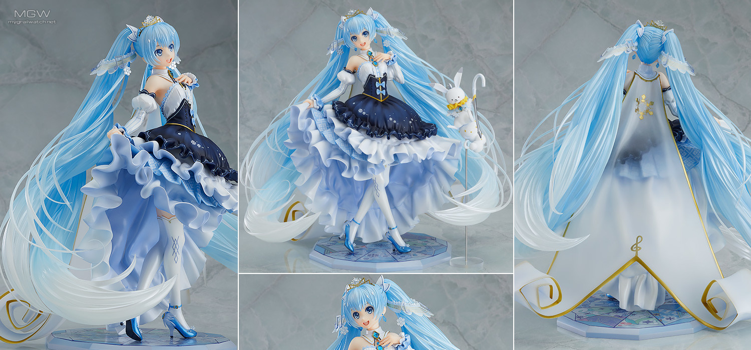 Snow Miku Snow Princess Ver. by Good Smile Company