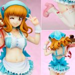 DreamTech Takebe Saori Valentine Apron by WAVE from GIRLS und PANZER