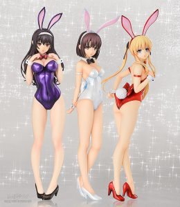 Megumi Kato Bare Leg Bunny Ver. by FREEing from Saekano How to Raise a Boring Girlfriend 7