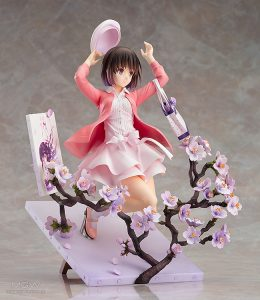 Megumi Kato First Meeting Outfit Ver. by Good Smile Company from Saekano Fine 3