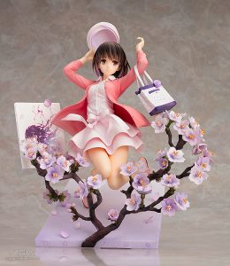 Megumi Kato First Meeting Outfit Ver. by Good Smile Company from Saekano Fine 5