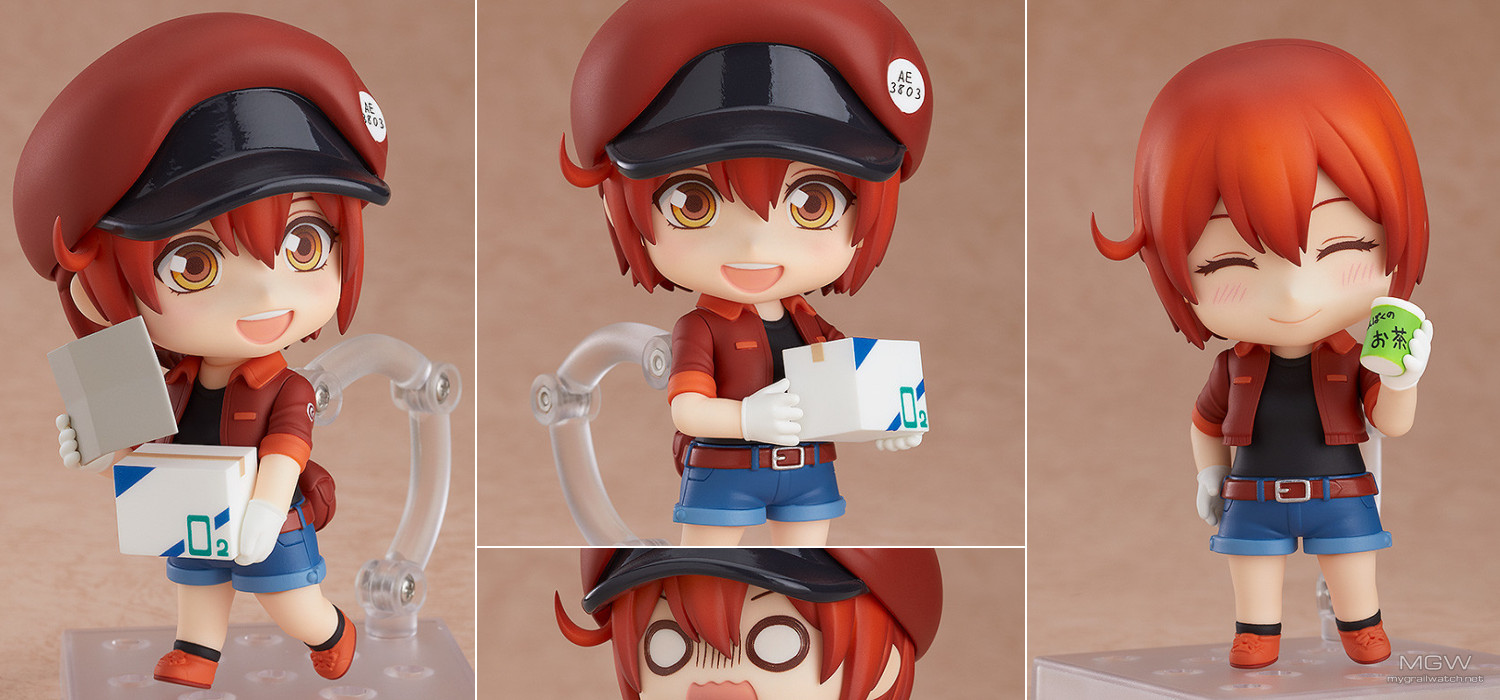 Nendoroid Red Blood Cell by Good Smile Company from Cells at Work