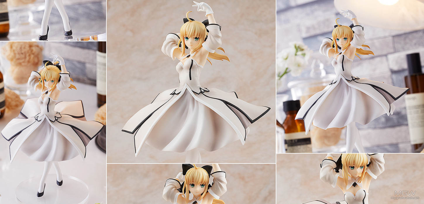 POP UP PARADE Saber/Altria Pendragon (Lily) Second Ascension MGW Header