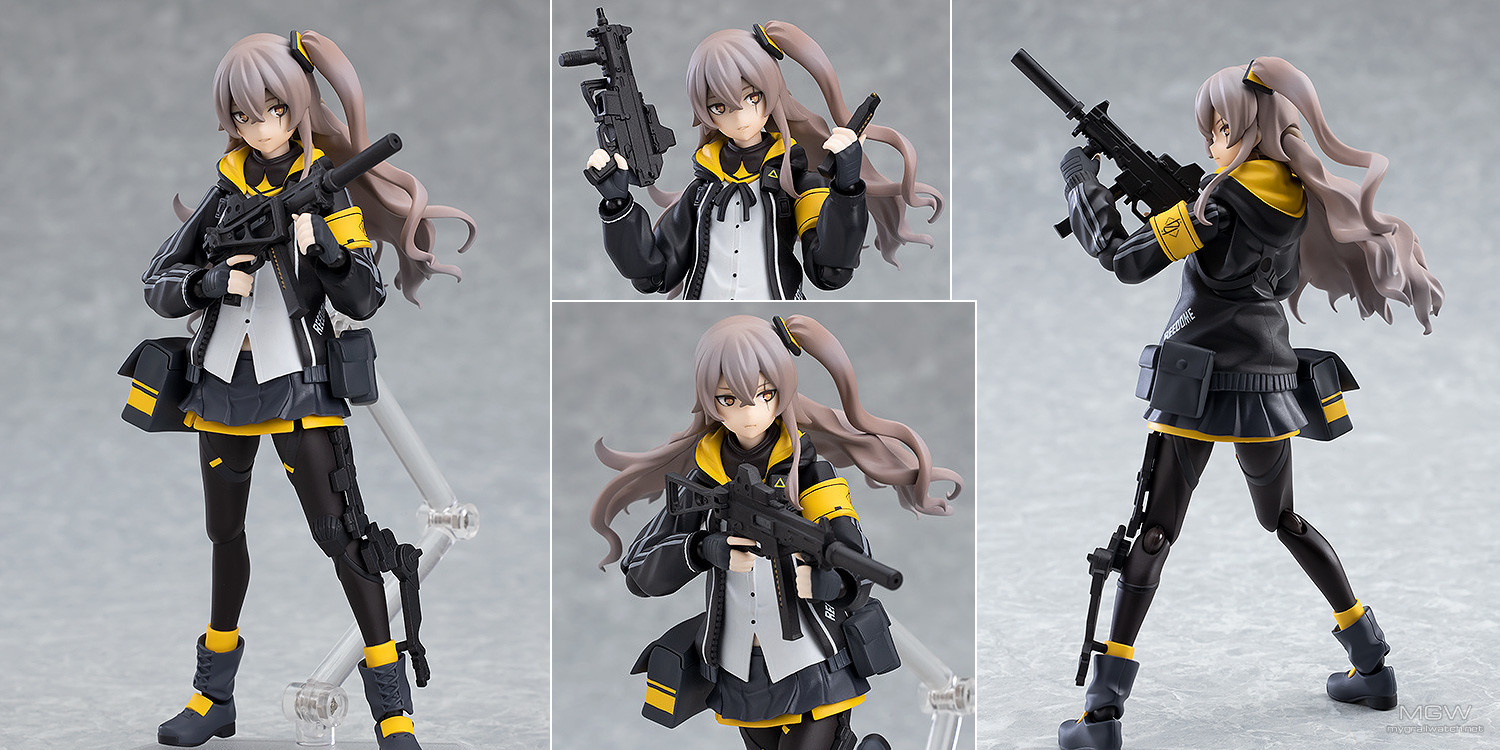 figma UMP45 by Max Factory from Girls Frontline